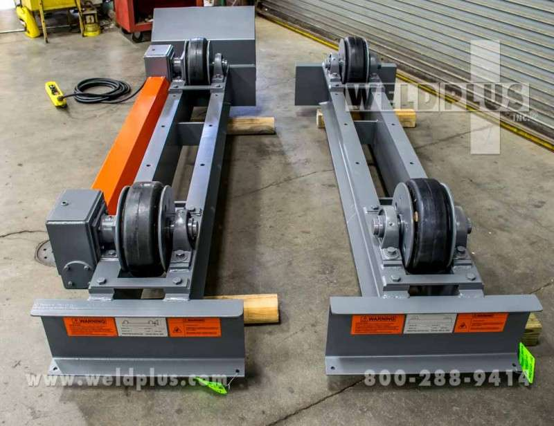 10 Ton Preston-Eastin Turning Rolls