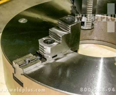 WPC 25 Profax Scroll Pipe Welding Chuck