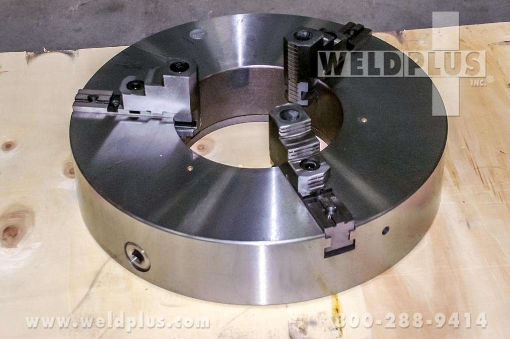 WPC 25 Profax Scroll Pipe Welding Chuck