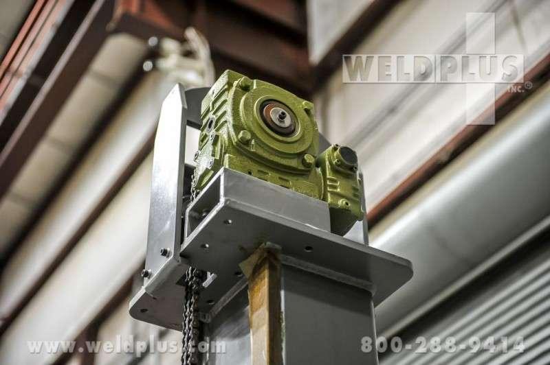 6′ x 6′ Profax Manipulator WM 66-4