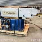 Fab Spec 500 lb. Robot Index Turntable