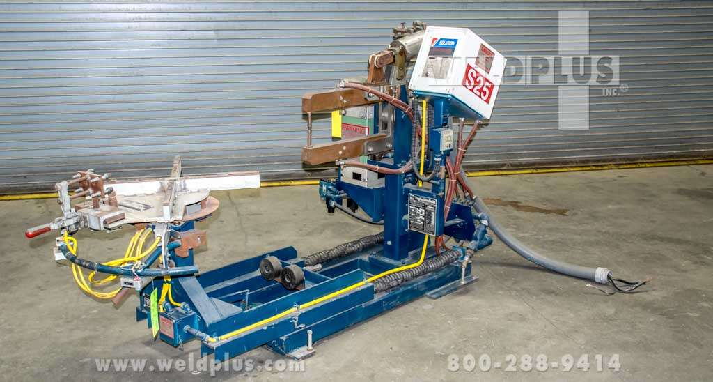 70 KVA Taylor Winfield Equalizing Rocker Arm Welder