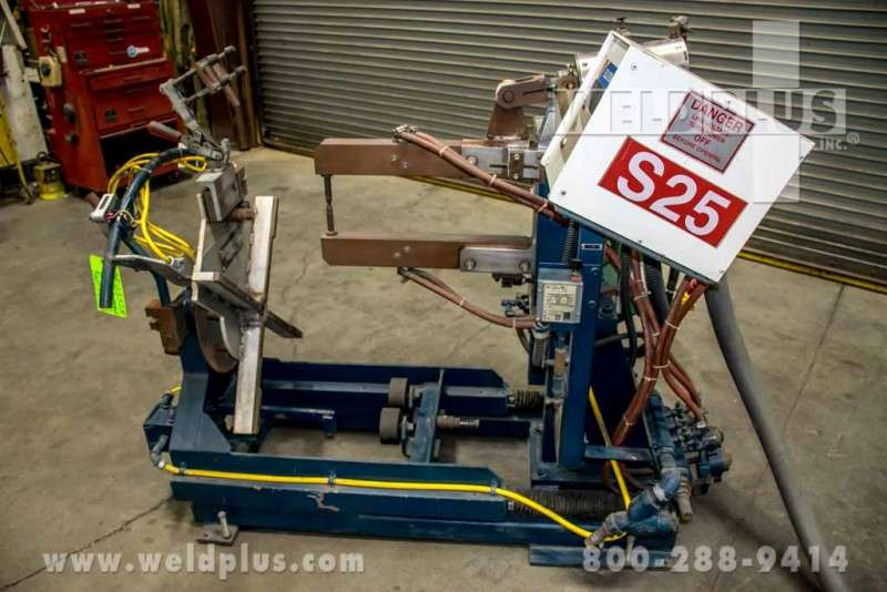 85 KVA Taylor Winfield Rocker Arm Spot Welder