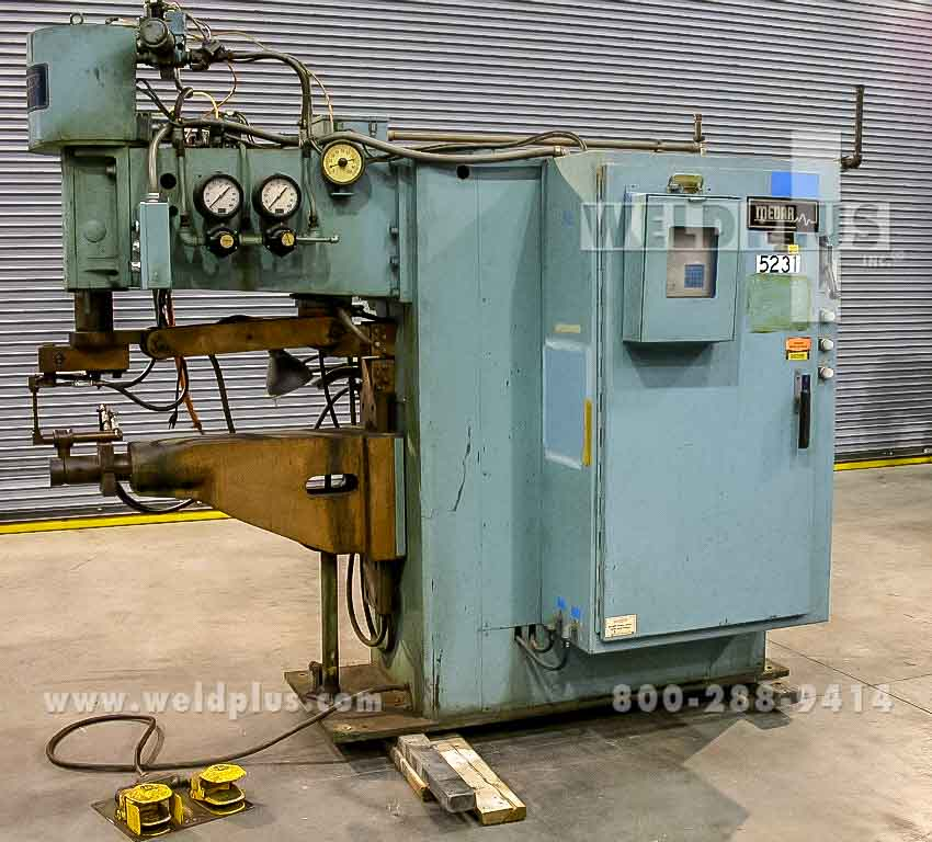 50 KVA Sciaky Press Type Spot Welder