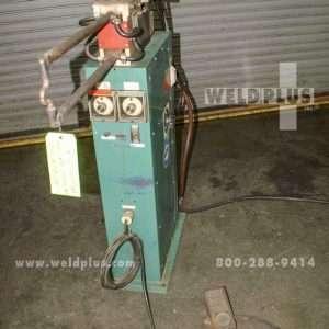 Used Miller 10 KVA Spot Welder