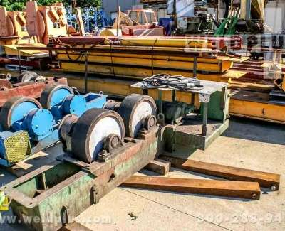 Used 30000 lb Turning Roll Drive