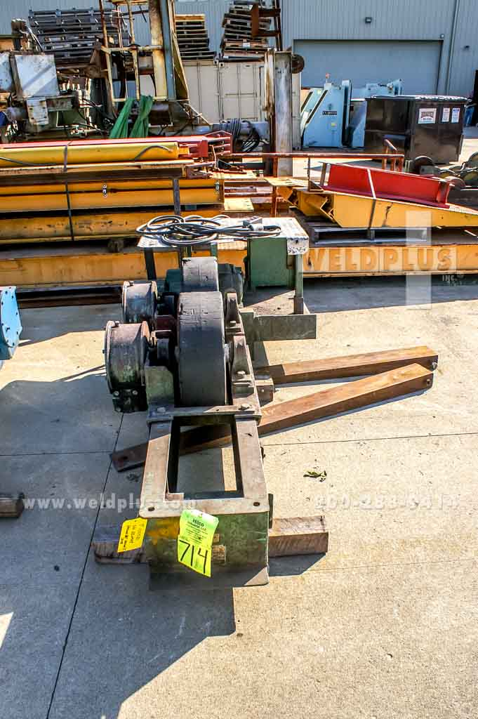 Ransome Used 30,000 lb. Turning Roll Drive