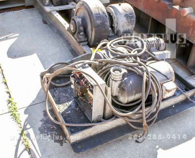 30000 lb Worthington Powered Driver Roll