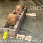Riley 20000 lb Steel Wheel Idler Roll