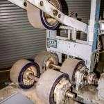 5,000 lb. Offset Pipe Turning Rolls