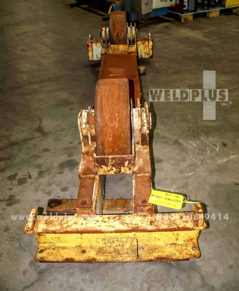 20 Ton WSI-40 Aronson Turning Roll Idler