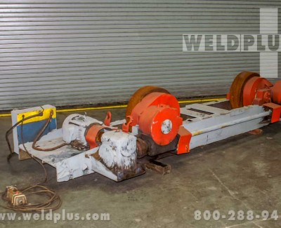 30 Ton Ransome Turning Roll Drive