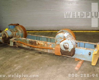 60 Ton Turning Roll Drive