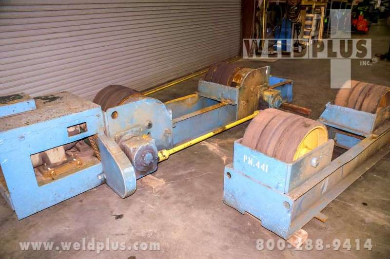 Pandjiris 60 Ton Turning Rolls