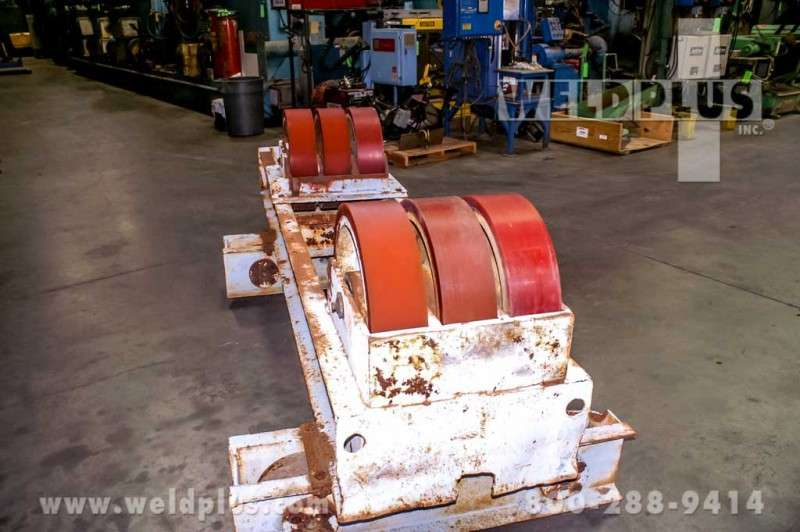 30 Ton Pandjiris Turning Roll Idler