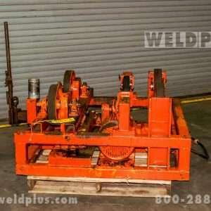 3,000 lb. Unit Frame Cone Shape Turning Rolls