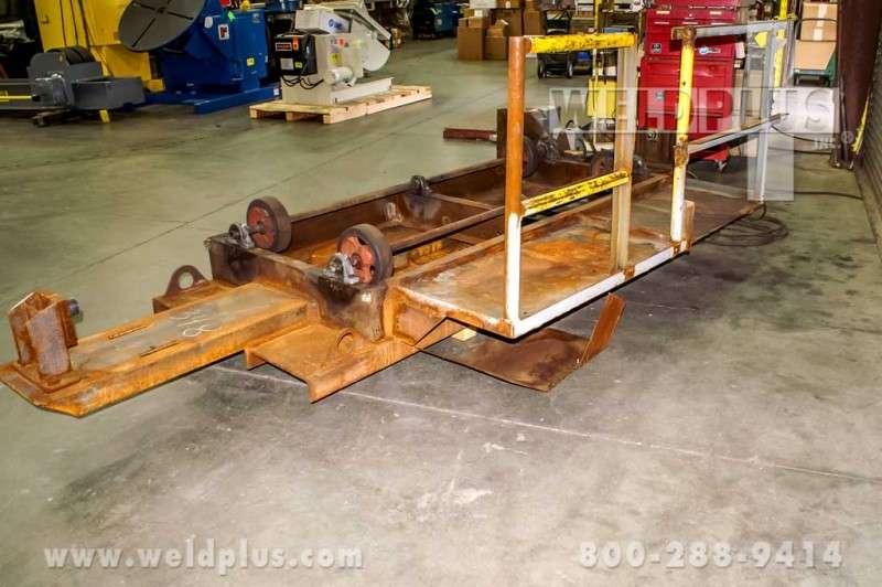 3,000 lb. Unit Frame Turning Rolls