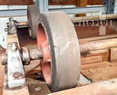 3000 lb Unit Frame Turning Rolls