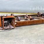 3,000 lb. Used Unit Frame Turning Rolls