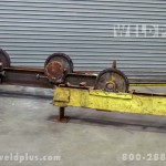 10,000 lb. Ransome Tank Turning Rolls