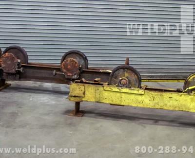 10000 lb Ransome Tank Turning Rolls