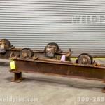 10 Ton Koike Aronson Turning Rolls