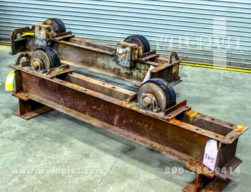 10 Ton Koike-Aronson Turning Rolls