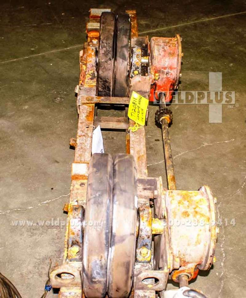5 Ton Ransome Turning Roll Drive