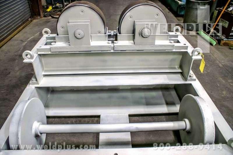 30 Ton Turning Roll Set Aronson Model WRD/WRI