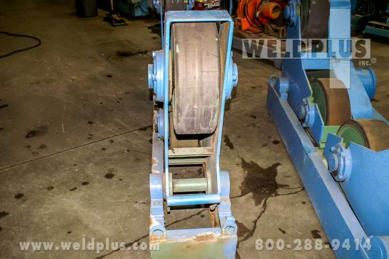 60 Ton Turning Rolls by Ransome (Self-Aligning)