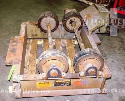 Preston Eastin 5000 lb Turning Rolls