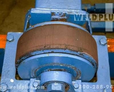 10 Ton Aronson Used Turning Rolls