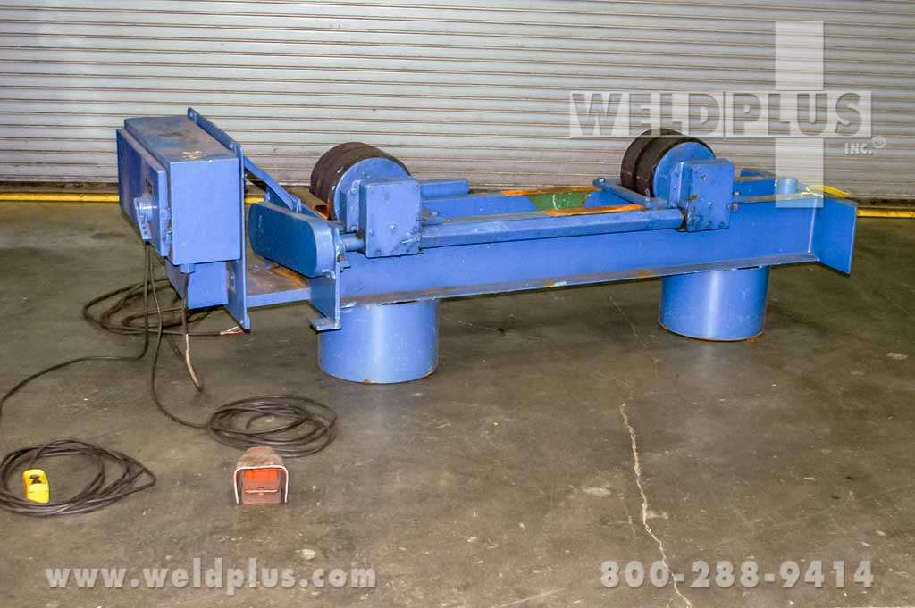 15,000 lb. Aronson Turning Roll Drive