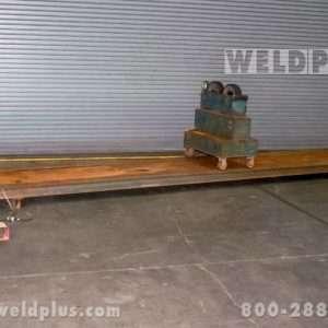 4,000 lb. Custom Welding Turning Rolls