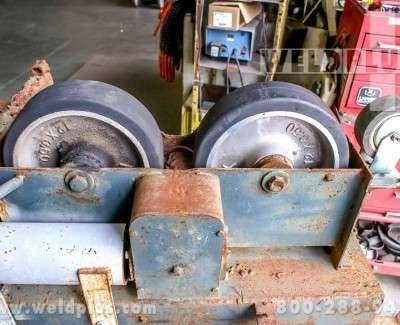 4000 lb Custom Welding Turning Rolls