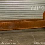 Custom 15 Ton Used Turning Roll Idler