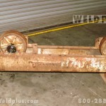 5,000 lb. Ransome Turning Roll Idler