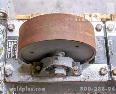 Aronson 5 Ton Steel Wheel Idler Roll