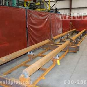 Northwest 10,000 lb. Tank Fit up Rolls