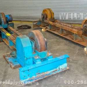 120 Ton Aronson Steel Wheel Turning Rolls
