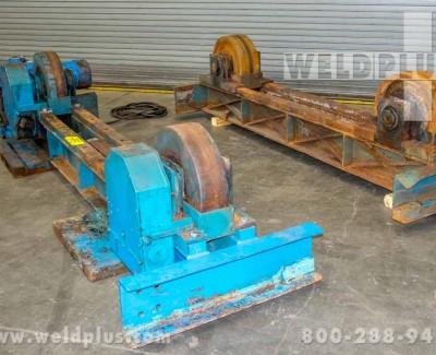 120 Ton Aronson Steel Wheel Turning Rolls