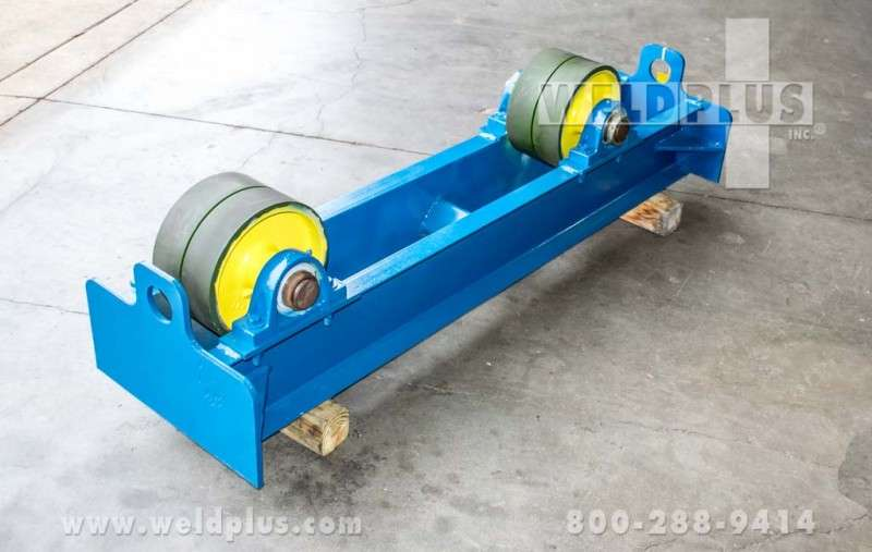 6,000 lb. Idler Turning Roll