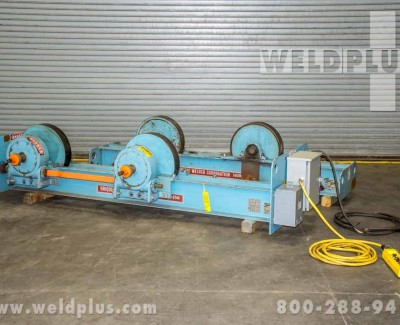 30 Ton Steel Wheel Turning Rolls