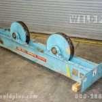 60,000 lb. Steel Wheel Turning Roll Idlers