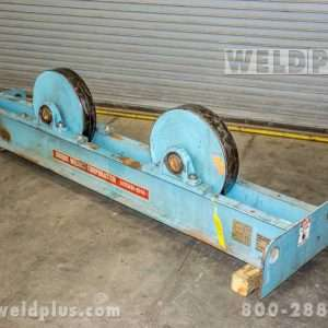 30,000 lb. Steel Wheel Turning Roll Idlers