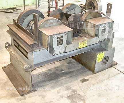 5 Ton Aronson 4 Wheel Drive Turning Rolls