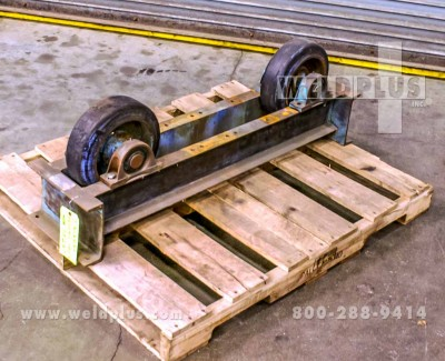 5000 lb Aronson Turning Roll Idler