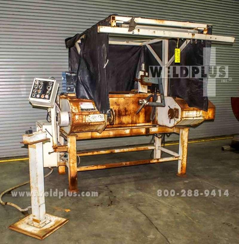 VH 24 Bancroft Welding Lathe