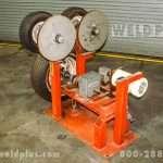 3,000 lb. Pipe Welding Turning Rolls