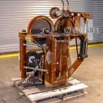5000 lb Radian Used Turning Rolls
